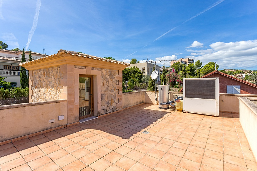 Luxury villa with fantastic views in Palma